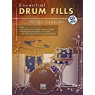 Essential Drum Fills: Book and CD