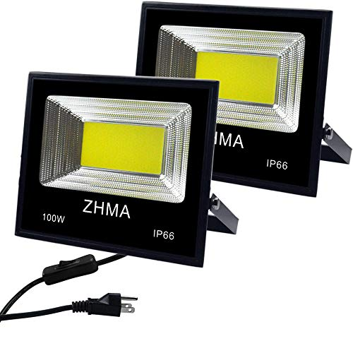 How to find the best 6500k led flood light with plug for 2019?