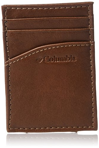 Columbia Leather Magnetic Minamalist Holder