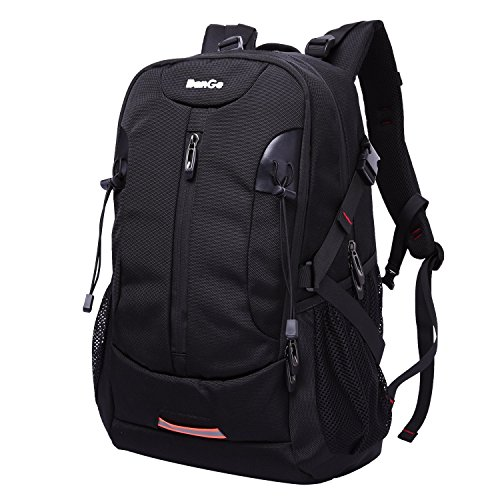 Travel Outdoor Computer Backpack Laptop bag 18''(black) - 9