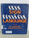Sign Language, Laura Greene and Eva B. Dicker, 0531041956