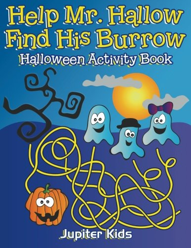 Help Mr Hallow Find Burrow