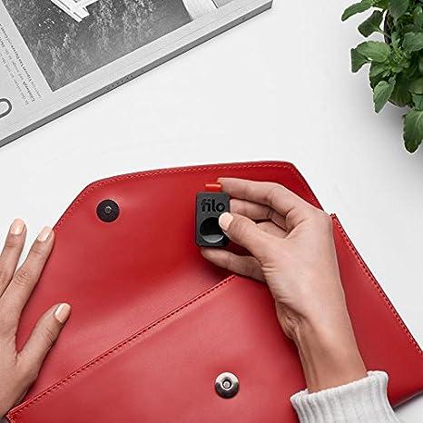FiloTag Keyfinder | El Localizador de Objetos para Encuentra Las Cosas Perdidas | Nueva Serie Julio 2019 | Tracker Bluetooth Made in Italy. Tamaños: ...