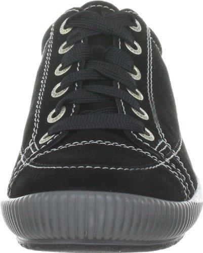 Chaussures Legero femme lacets Noir 00 à Tanaro 90082000 FFSqwE1