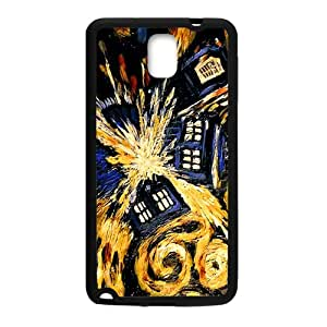 Magical oil painting house Cell Phone Case for Samsung Galaxy Note3