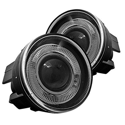 - Winjet WJ30-0095-09 Performance Series for Dodge [2001-2004 Dakota] [2001-2003 Durango] Clear Lens Driving Halo Ring Projector Fog Lights