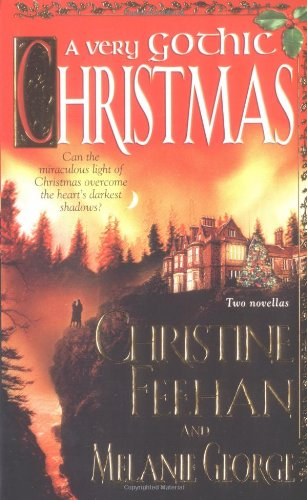 book cover of A Very Gothic Christmas