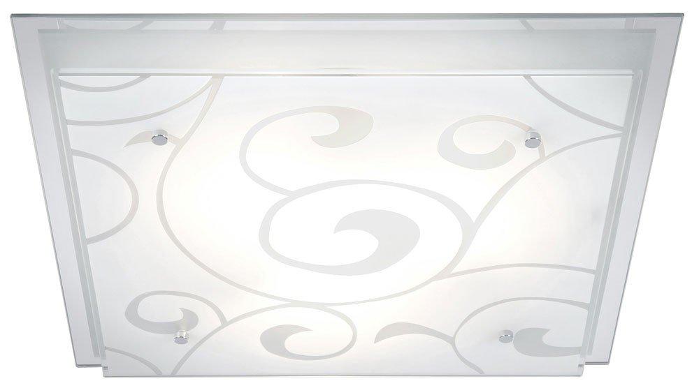 Plafoniere Per Alte Temperature : Plafoniera metallo bianco lampadine escluse: 3xe27 illu 60w art