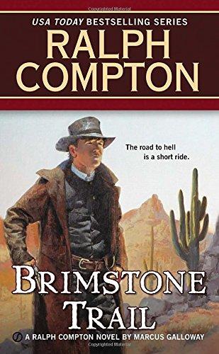 book cover of Brimstone Trail