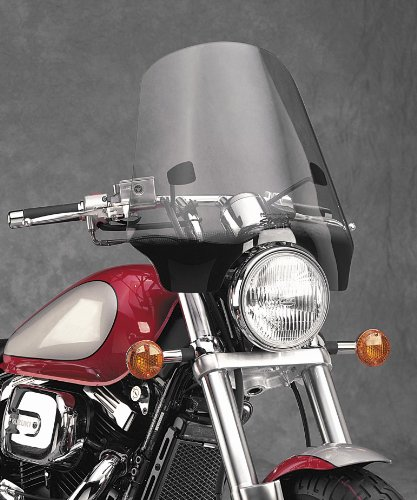 National Cycle N2567 Light Tint Street Shield EX for 7/8in. Handlebars - One Size