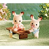 Calico Critters Hopscotch Rabbit Twins