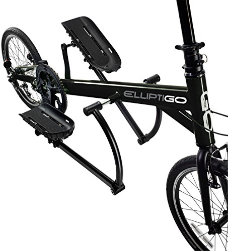 Elliptical Bike For Outside: The World's First Outdoor Elliptical