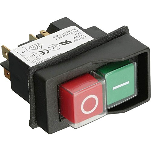 Switch Fox - Shop Fox D4530 Magnetic On-Off Switch, 120V