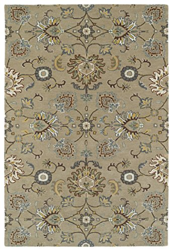 Kaleen Rugs Middleton Collection MID02-107 Mushroom Hand Tufted 9' x 12' Rug