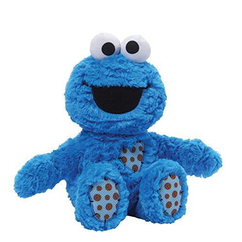 Sesame Street GUND Cookie Monster Plush Stuffed (Cookie Monster Pattern Game)