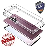 For Samsung Galaxy S9 Case, Clear Full Body Cover...