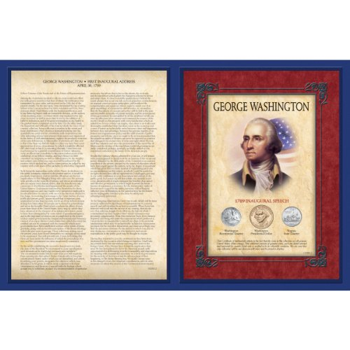 American Coin Treasures Famous Speech Series George Washi...