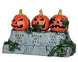 Lemax Spooky Town Evil Pumpkins # 44750