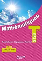 Mathématiques Terminale ST2S - Livre élève - Ed. 2013