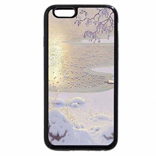 iPhone 6S / iPhone 6 Case (Black) Gustaf Fjaestad