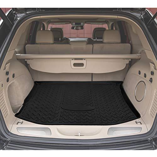 Danti Cargo Liner Rear Cargo Tray Trunk Floor Mat Protector for 2011-2018 Jeep Grand Cherokee