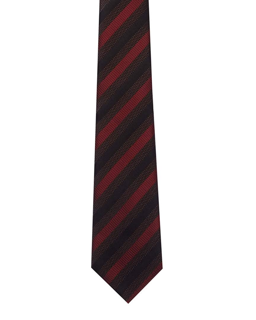 Southern Proper Mens Gardner Silk Tie O//S Red