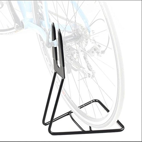 CyclingDeal 1 Bike Bicycle Display Floor Parking Storage Stand Rack