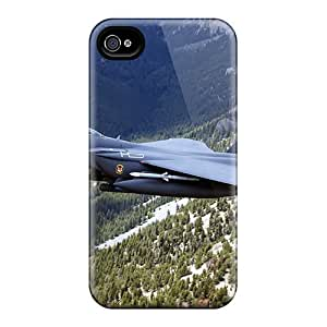 Flight In The Mountains Fashion Tpu 4/4s Case Cover For Iphone by mcsharks