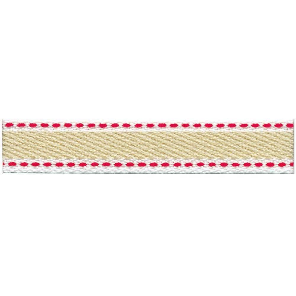 S.I.C. SIC-2112 デニムストレッチテープ 10mm C/#03 サンドベージュ 1巻(30m) 10mm サンドベージュ B06XG94DJM
