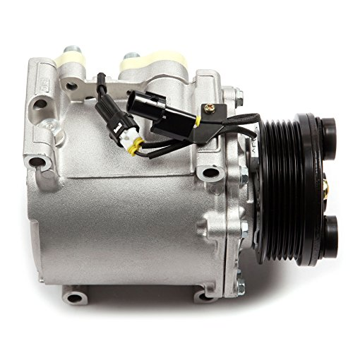 2.4l A/c - ECCPP New CO 10845AC ( MN185237 ) fits 2004-2006 Mitsubishi Lancer 2.4L A/C Compressor