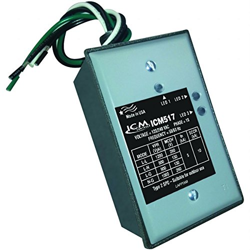 ICM Controls ICM517 Single Phase Surge Protection