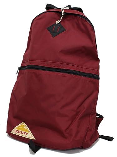 a04da2639890 Amazon | (ケルティ) KELTY PACKABLE DAYPACK (パッカブルデイパック) 全6色 KLT005-レッド | KELTY( ケルティ) | タウンリュック・ビジネスリュック