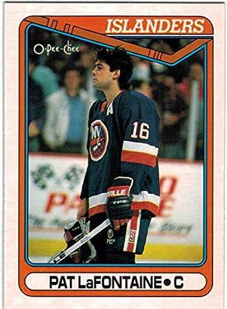 265466d57 Amazon.com  1990-91 O-Pee-Chee New York Islanders Team Set with Pat ...