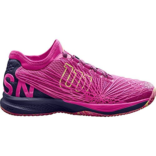 懐疑論パプアニューギニア凶暴な(ウィルソン) Wilson レディース テニス シューズ?靴 Kaos 2.0 SFT Tennis Shoes [並行輸入品]