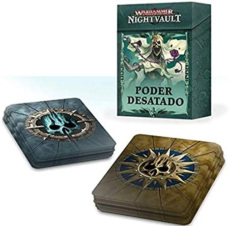 Games Workshop Warhammer Underworlds: Poder Desatado - Castellano: Amazon.es: Juguetes y juegos