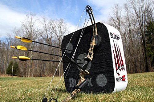 "Block GenZ 16"" Youth Archery Arrow Target"
