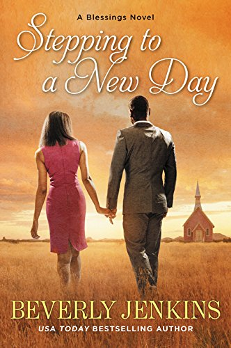 Books : Stepping to a New Day: A Blessings Novel