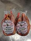 Pheasant 2.5-3 lb Whole Dressed Frozen