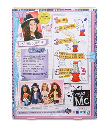 Project Mc2 Experiment With Doll Mckeyla S Lava Light