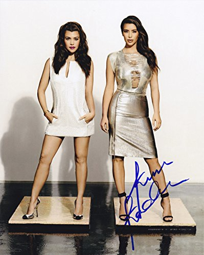 Hot Autograph Signed 8x10 Photo - 6