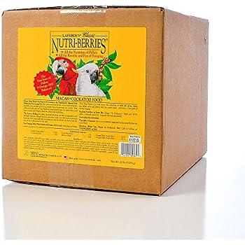 Lafeber S Premium Daily Diet Parrot Food