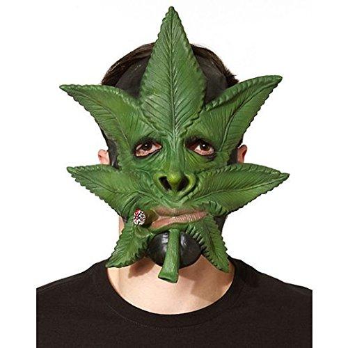 Costume Beautiful Weed Mask