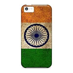 Fashion Tpu Case For Iphone 5c- India Defender Case Cover