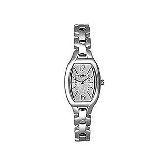 Amazon.com: Fossil es2429 de la mujer pulsera de acero ...