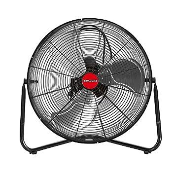 OEMTOOLS 24870 20 Inch High Velocity Floor Fan