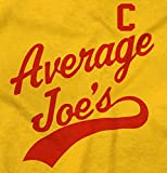 Average Joes Cool Dodgeball Gym Fitness Movie Sports Funny Tank Top