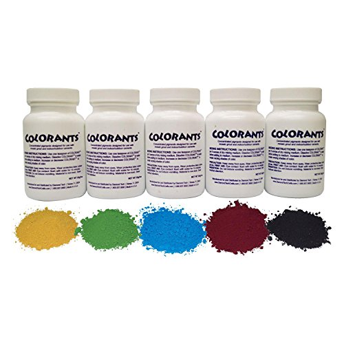 Primary Colorant Assortment - 5 Pack ()