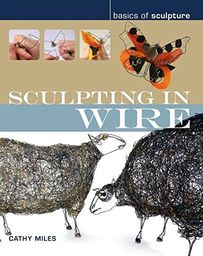 Sculpting in Wire (Basics of Sculpture) by Books