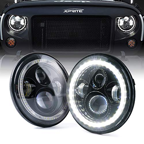 01 jeep wrangler hid headlights - 9