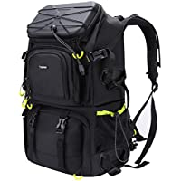 Endurax Extra Large Camera DSLR/SLR Backpack for Outdoor...
